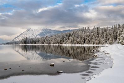 Lake Wenatchee New Year