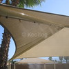 Playground Shade Structure with Misting