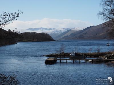 Loch Earn in Spring