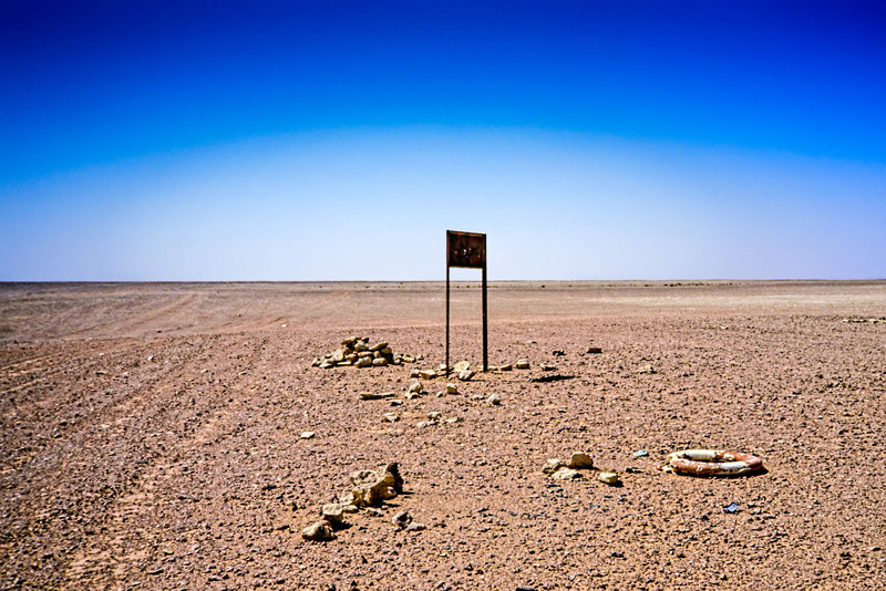 Desert Flotsam
