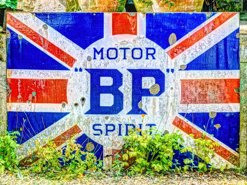 BP Motor Spirit