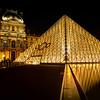 Louvre Pyramid Entrance