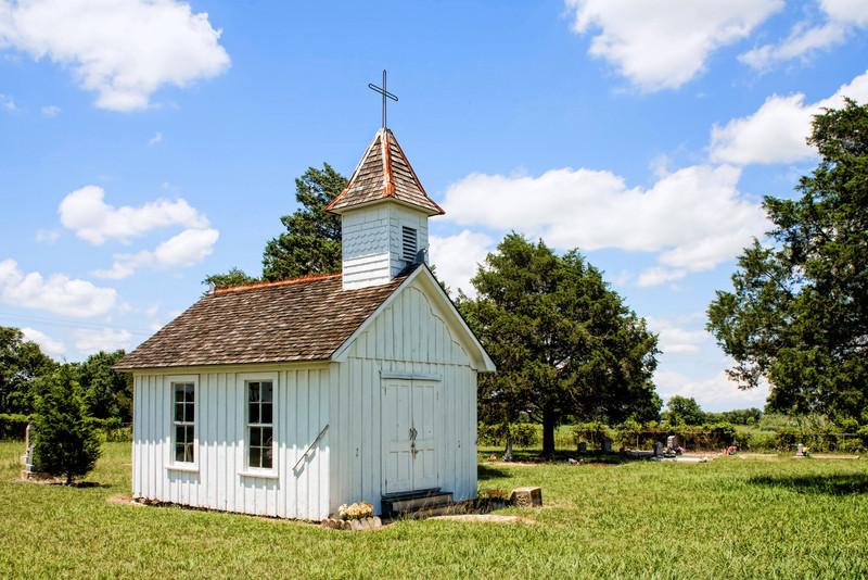 St. Martin's - Worlds smallest Catholic Church