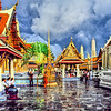 Wat Phra Kaew After the Rain 2