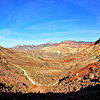 View From Red Pass