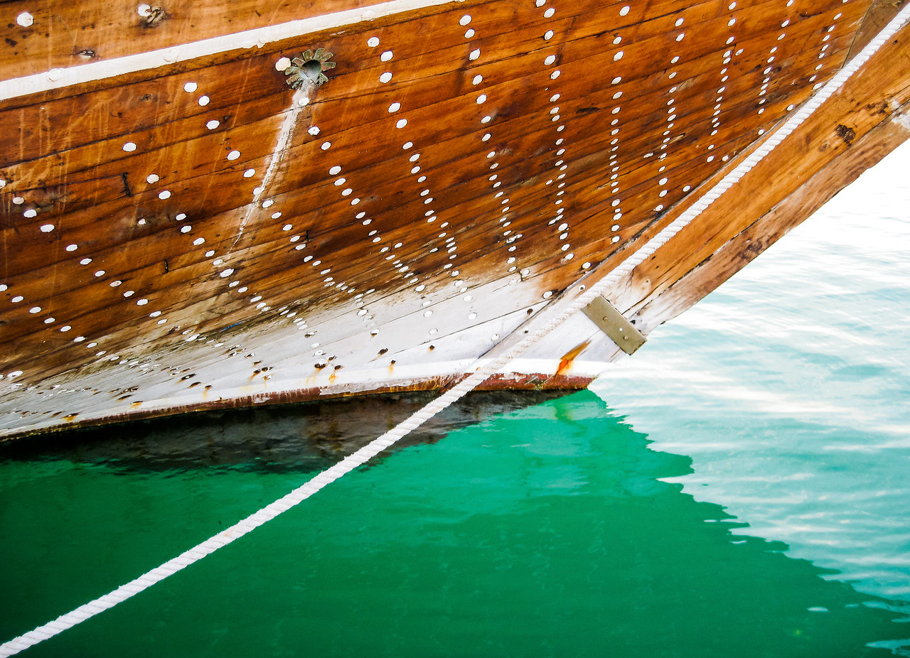 Dhow Bow