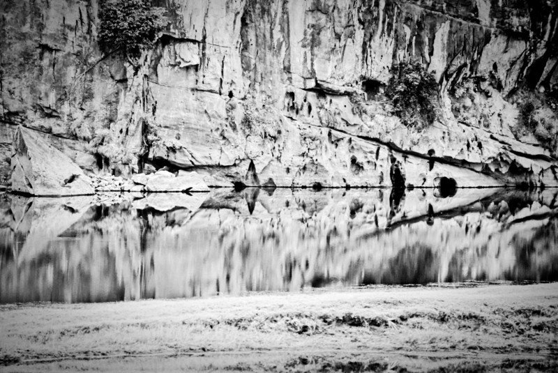 Reflections BW
