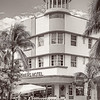 Waldorf Towers Hotel. Ocean Drive and 9th, South Beach, Miami.