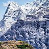 Peter Cripps looks at the Eiger and Moench