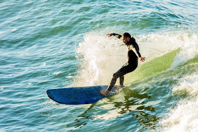 Pismo Surfer