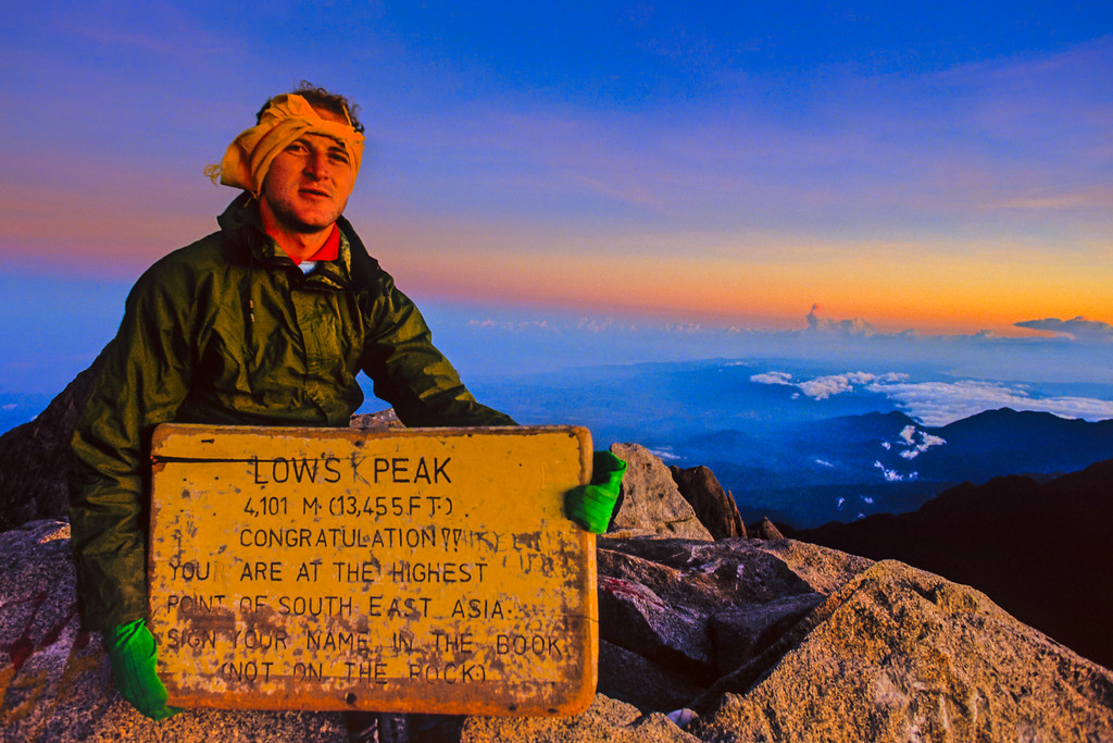 On Low's Peak
