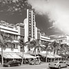 The Breakwater Hotel, Ocean Drive, South Beach, Miami, FL.