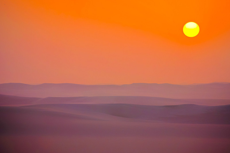 Calanscio Sunset