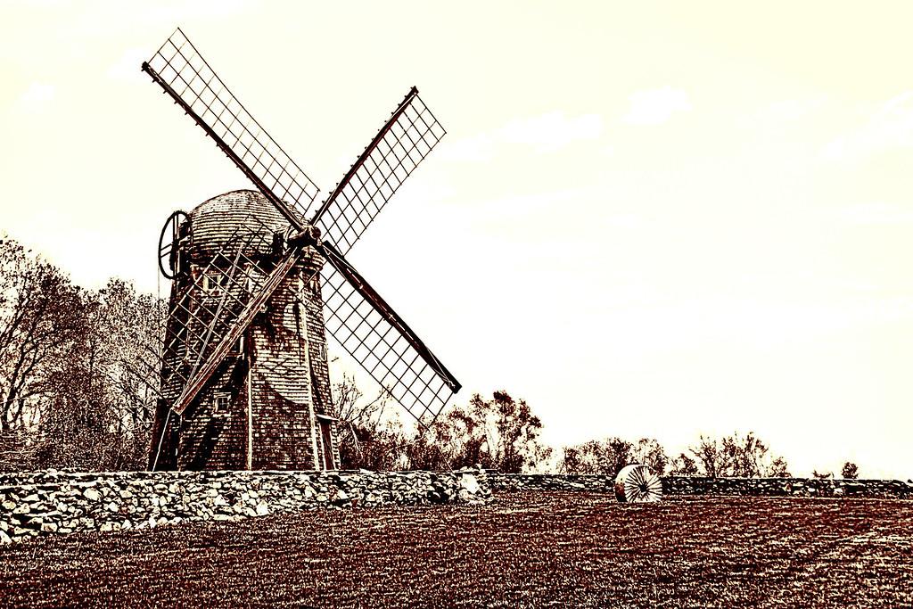 Jamestown Windmill BWS