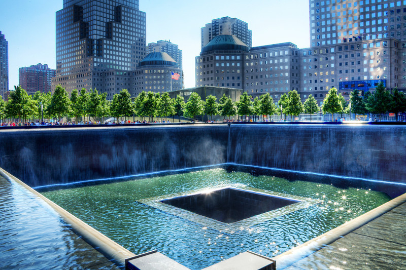 911 Memorial - North Pool