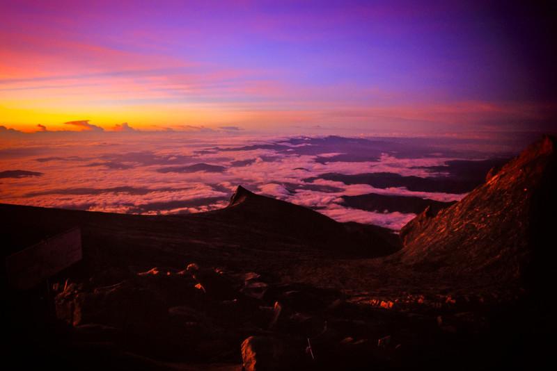 Kinabalu Sunrise 2