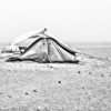 Medic's Tent BW