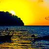 Loh Dalam Bay Sunset 2