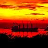 Manila Harbor Sunset 2