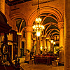 Lobby of the Biltmore Hotel, Coral Gables, Florida