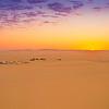 Sunrise East of the Calanscio Sand Sea