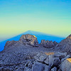 Shadow of Mount Kinabalu 2
