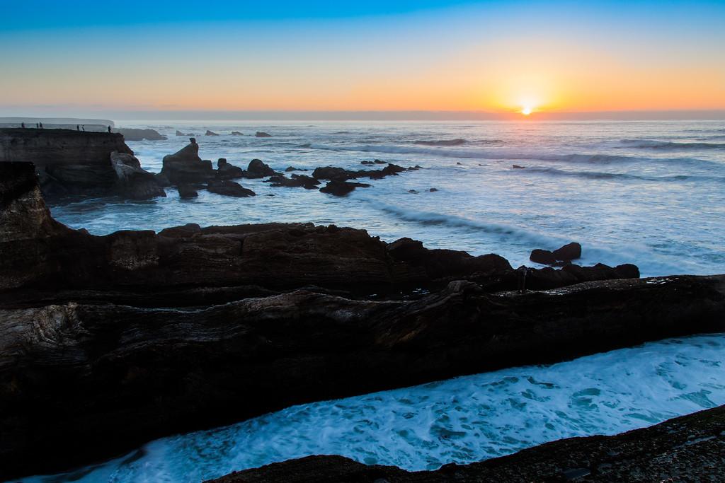 Corallina Cove Sunset