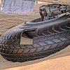 Lady Be Good - 1990-91 Starboard Tire