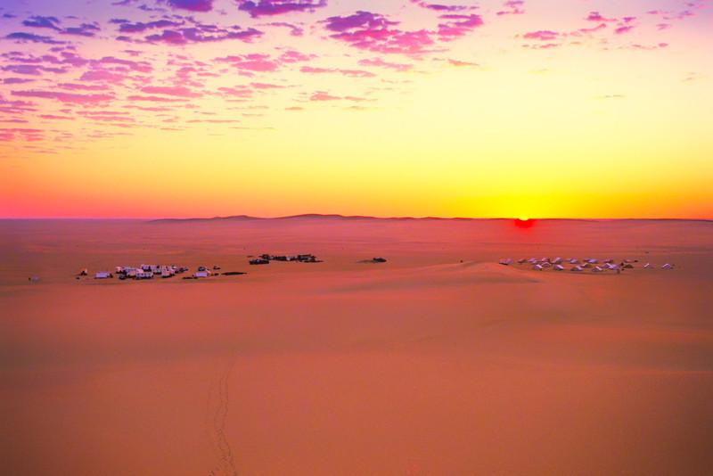 Calanscio Sunrise
