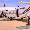 MedAvia CASA C-212 Landing in Libyan Desert (1991) 1