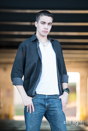 Senior Portrait Photography by Still Light Studios