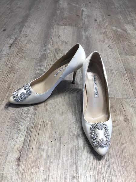 Size 39 EU , Heel height 3.5 inch