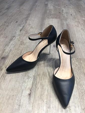 Size 39 EU , Heel height 4 inch