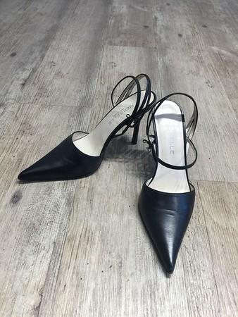 Size 36 EU , Heel height 3.5 inch