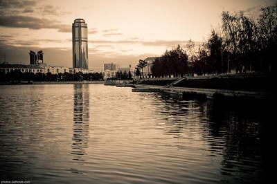 La tour moderne