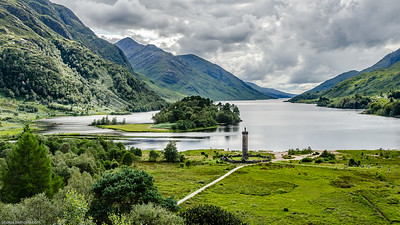 Glenfinnan Monument (Scotland)
