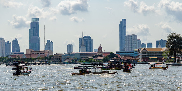 Chao Phraya (Bangkok - Thaïland)