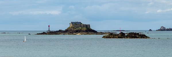 Fort National à Saint-Malo