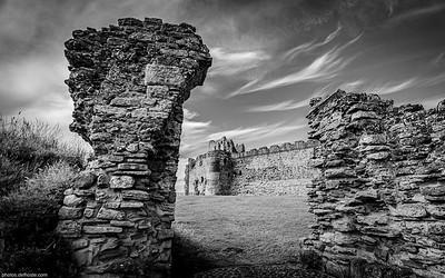 Tantallon Castle (Scotland)