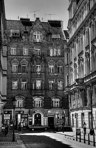 Batîment à Prague