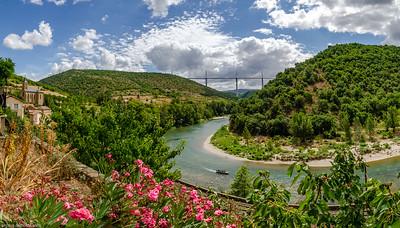Pont de Millau (Peyre)