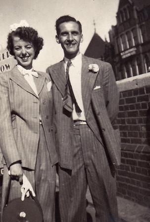 East Croydon: Just Married!