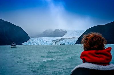 Glaciar Spegazzini (Lago Argentino)