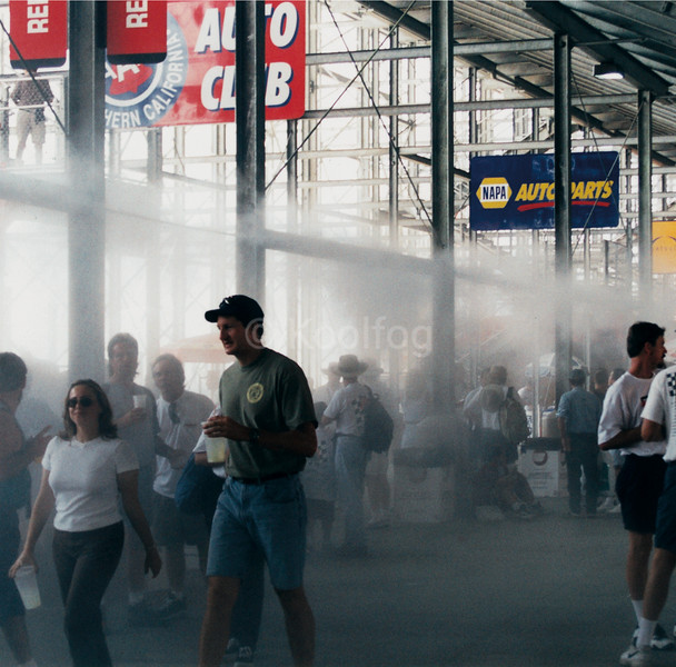 Race Track Misting