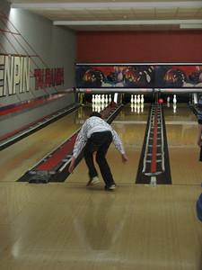 Conrad at 10 Pin Bowling