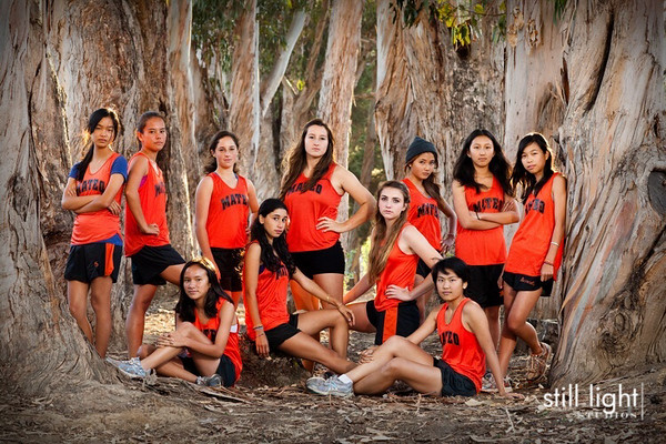 San Mateo Cross Country