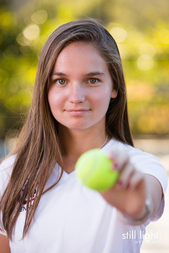 Crystal Springs Uplands School Tennis by Still Light Studios
