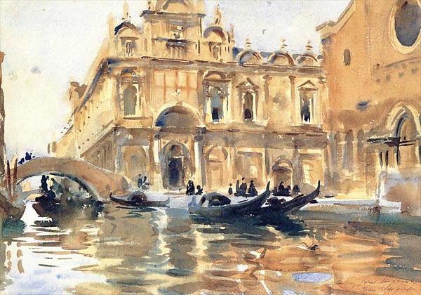 Scuola Grande di San Marco Venice