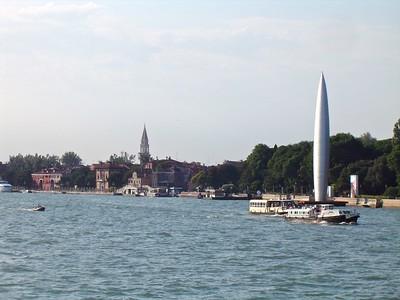 Return Boat Trip Torcello-Lido-San Zaccaria Venice