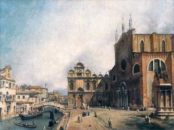 Campo San Giovanni e Paolo Venice